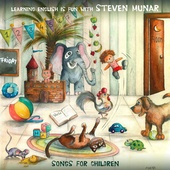 Learning English is fun with Steven Munar. Songs for Children