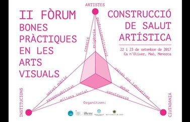 """Artistic Health Building"", the II Forum of Good Practices of Art of the AAVIB"